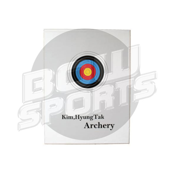 Kim Hyung Tak Archery Book