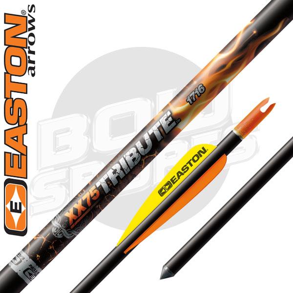 Easton 6 x Archery XX75 Tribute Arrow Arrows Target for Recurve /& Compound Bows